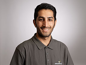 Ali Nazari - Mitarbeiter
