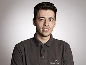 Peparim Mustafa - Mitarbeiter